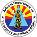 Arizona Department of Energy and Military Affairs seal