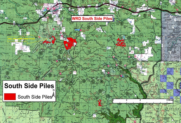 Map of prescribed burn for more information visit inciweb.nwcg.gov/incident/5922/