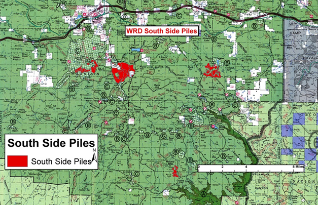 map of pile burn. for more information visit  inciweb.nwcg.gov/incident/5922/