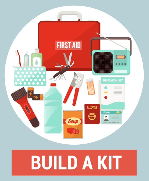 Build a kit icon