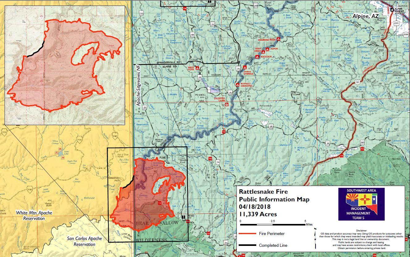 Rattlesnake Fire update: Community meeting in Alpine on ...