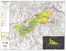 Telegraph Fire progression map 061221